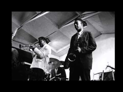 Miles Davis with John Coltrane- April 8, 1960 Kongresshaus, Zürich