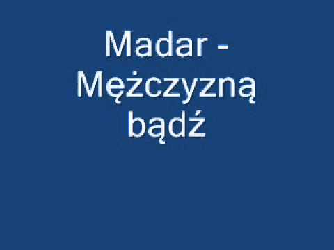 Madar - Mężczyzną