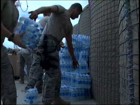 Provincial Reconstruction Team Provides Humanitarian Aid for Afghan Flood Victims