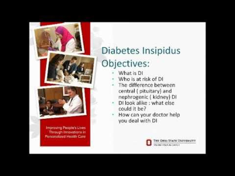 Diabetes Insipidus Practical Facts Youtube