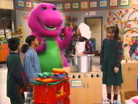 Barney Songs Part 1