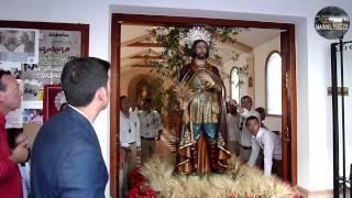 PROCESIÓN SAN ISIDRO LABRADOR Y SANTA ÁNGELA DE LA CRUZ EN JÉDULA 2014