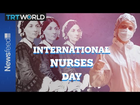 A celebration of health workers on the 200th birthday of Florence Nightingale