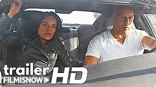 THE FAST SAGA - F9 (2020) Trailer NEW | Fast and Furious 9 Movie