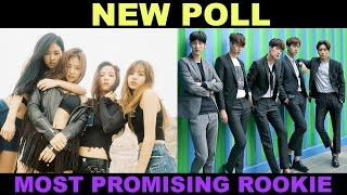 MOST PROMISING DEBUT GROUP OF 2016! [NEW POLL]