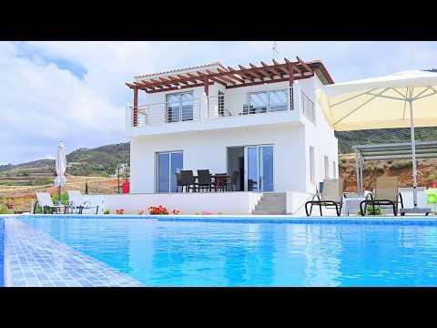 Villa Seaview-Paradise, Cyprus Villa in Pomos, Cyprus