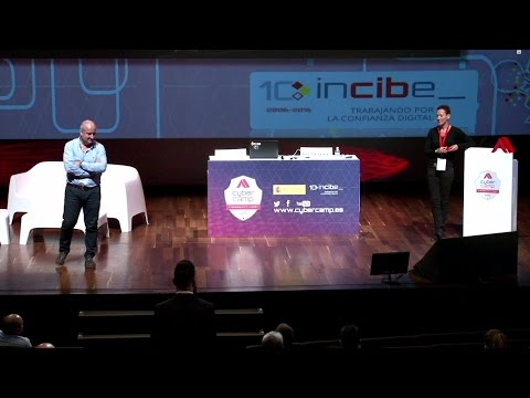 Conference: Curiosity killed the... Hacker! (Ruth Sala y José A. García) CyberCamp 2016 (English)