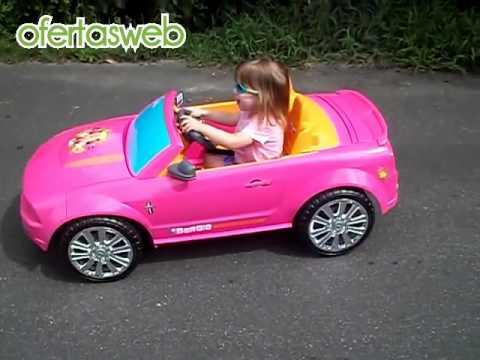 Coches el ctricos infantiles coche el ctrico infantil for Coches con silla para carro