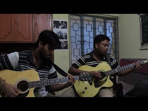 Mohiner Ghoraguli - Bhalobashi    Gautam Chattopadhyay (Acoustic Cover by ultimately FAILED )