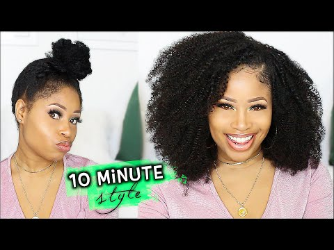 the-10-minute-diva-fro-➟-tutorial