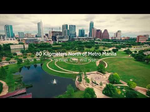 Clark Global City - The New Center