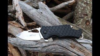 MTECH USA Black Spring Assist Folding Knife