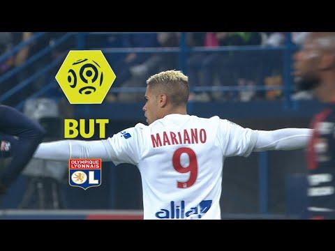 But Mariano DIAZ (54') / SM Caen - Olympique Lyonnais (1-2)  / 2017-18