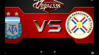 Highlight Prediksi jalanya pertandingan dan formasi Argentina vs Paraguay