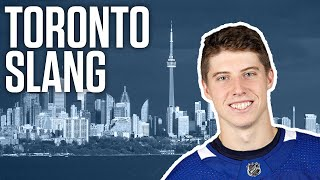 We Tested Mitch Marner & The Leafs On How Well They Know Toronto Slang