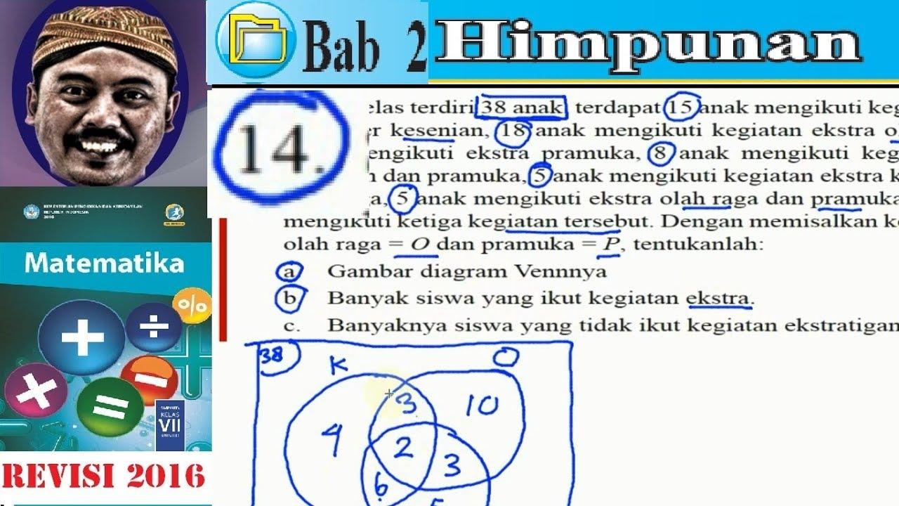 Himpunan matematika kelas 7 bse kurikulum 2013 revisi 2016 uk 2 himpunan matematika kelas 7 bse kurikulum 2013 revisi 2016 uk 2 esai no14 diagram venn ccuart Gallery