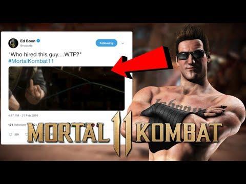 MORTAL KOMBAT 11 | Johnny Cage TEASED?! MK11 Johnny Cage CONFIRMED!