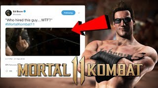 MORTAL KOMBAT 11 | Johnny Cage TEASED?! MK11 Johnny Cage CONFIRMED!