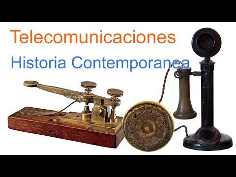 Historia de las Telecomunicaciones (parte 2)