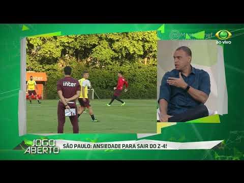 Denilson: São Paulo Precisa Jogar De Forma Defensiva