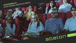 4DX Kino im KITAG CINEMAS Abaton