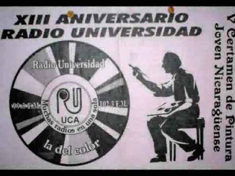 Historia de Radio Universidad 102.3FM NICARAGUA