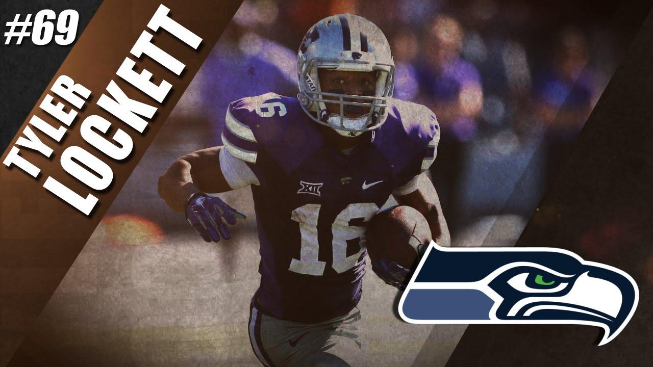 Seattle Seahawks  Tyler Lockett NFL Draft Highlight Reel ... 8130fc8cfae