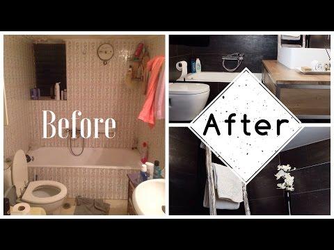 Bathroom Transformation + Tour | Gina