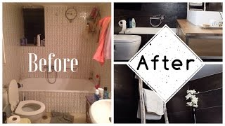 Bathroom Transformation + Tour | Gina