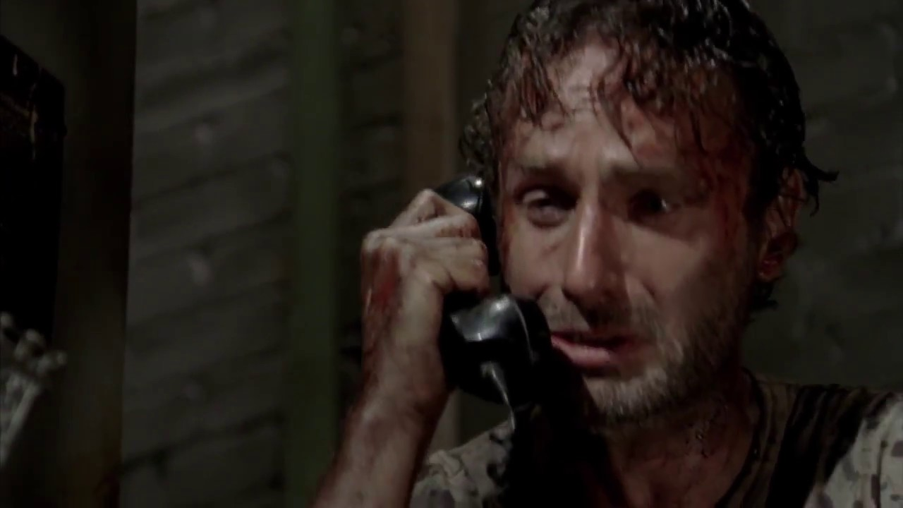 analysis of rick grimes actions in the Analysis of rick grimes actions in the walking dead essay he feels ungrateful for leaving merle behind, saying, i can't leave a man to die from thirst we left him like an animal in a trap.