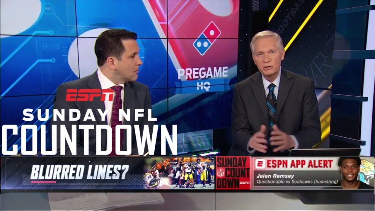 NFL not likely to adopt NCAA targeting rule   NFL Countdown   ESPN