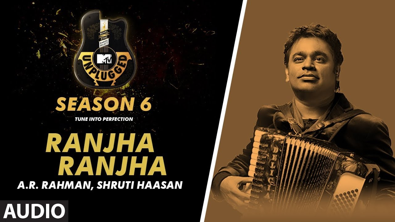 A.r.rehman at mtv unplugged2 songs mp3 websites - raagtune ...