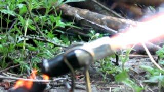 Пушка из фольги за 5 минут ( DIY Do It Yourself (Hobby)