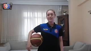 Çocuklar İçin Basketbol Dersleri - Balldhandling (Temel Teknik) Hareketleri