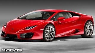 New Lamborghini Huracán, New Fiat 124 Spider, Honda Civic Coupe, New Infiniti QX30 - Fast Lane Daily