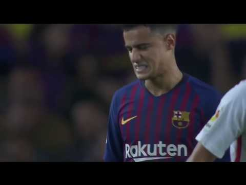 BARCA VS SEVILLE (4---2) Extended Highlights 20/10/18
