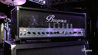 BUGERA 6262 INFINIUM Ultimate Rock Tone 120-Watt 2-Channel Tube Amplifier Head