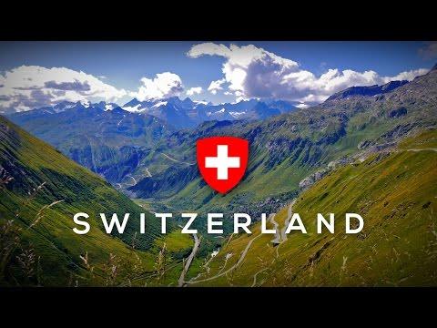 Switzerland - Alps Motorcycle Heaven on KTM 990 Superduke R
