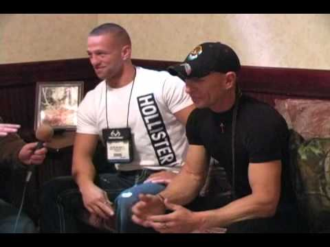 Dave Langston Interviews the Swamp People at SHOT Show 2012