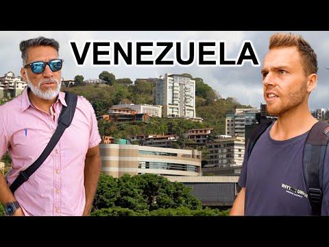 Inside Venezuela's Millionaire Neighbourhood (Abandoned Mansions)