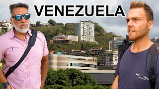 Inside Venezuela's Millionaire Neighbourhood (Abandoned Mansions)