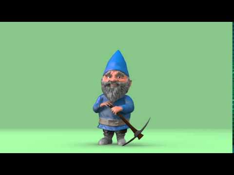 """Life With Winston - """"Gnomes Gotta Gnome"""", brought to you by Eastlink"""