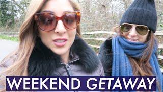WEEKEND GETAWAY! #VLEEK | Amelia Liana
