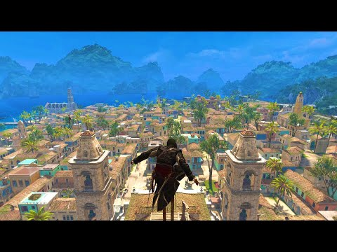 Assassins Creed 4 Black Flag Havana Free Roam