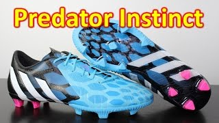 Adidas Predator Instinct Solar Blue/Neon Pink - Unboxing + On Feet