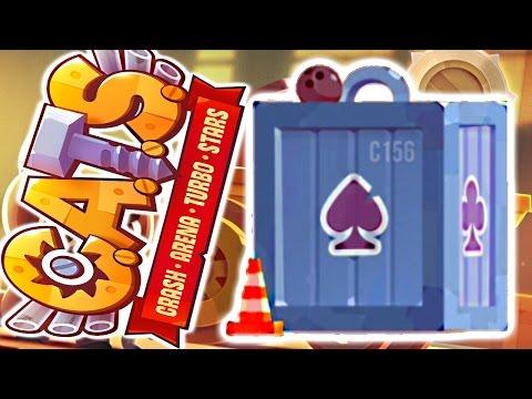 NEW SUPER GIANT CHEST! - C.A.T.S. Crash Arena Turbo Stars
