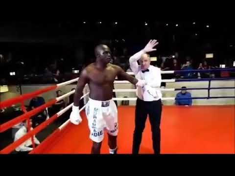 Ростислав Плечко Vs  Бернард Ади , 91+ / Hard Knockout In 1st Round