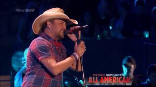 """Jason Aldean sings """"You Make it Easy"""" Live in concert iHeartradio 2018 HD 1080p Mp3"""