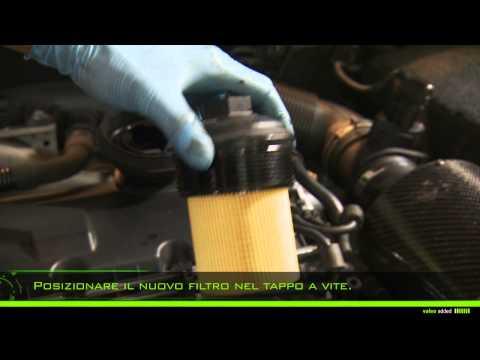 Valeo Filtri Olio - montaggio dei filtri olio non avvitato