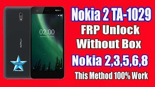 Flash nokia 2 ta 1029 by miracle box